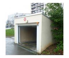 Garage pour investisseur
