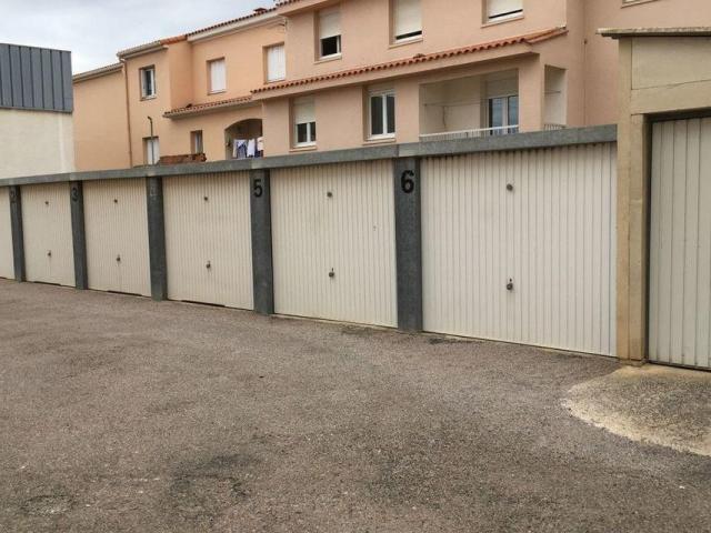 Lot de 10 garages perpignan