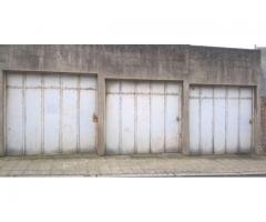 Lot de 3 garages