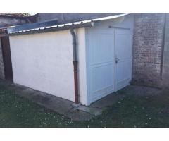 Garage/box 8 m²