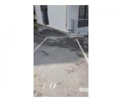 Place de parking 15 m²